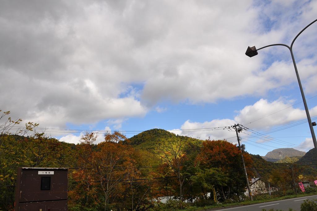 定山渓付近その2